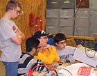 Brookfield East High School Robotics Club Professionalism