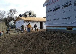 Habitat for Humanity – November 3, 2012