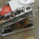 Weekly Update: The First Functioning Robot