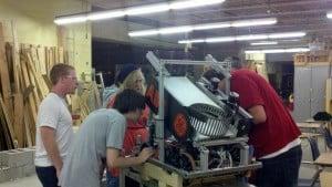 Robotics is underway!