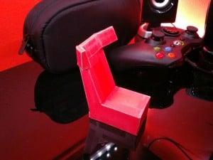 chair prototype