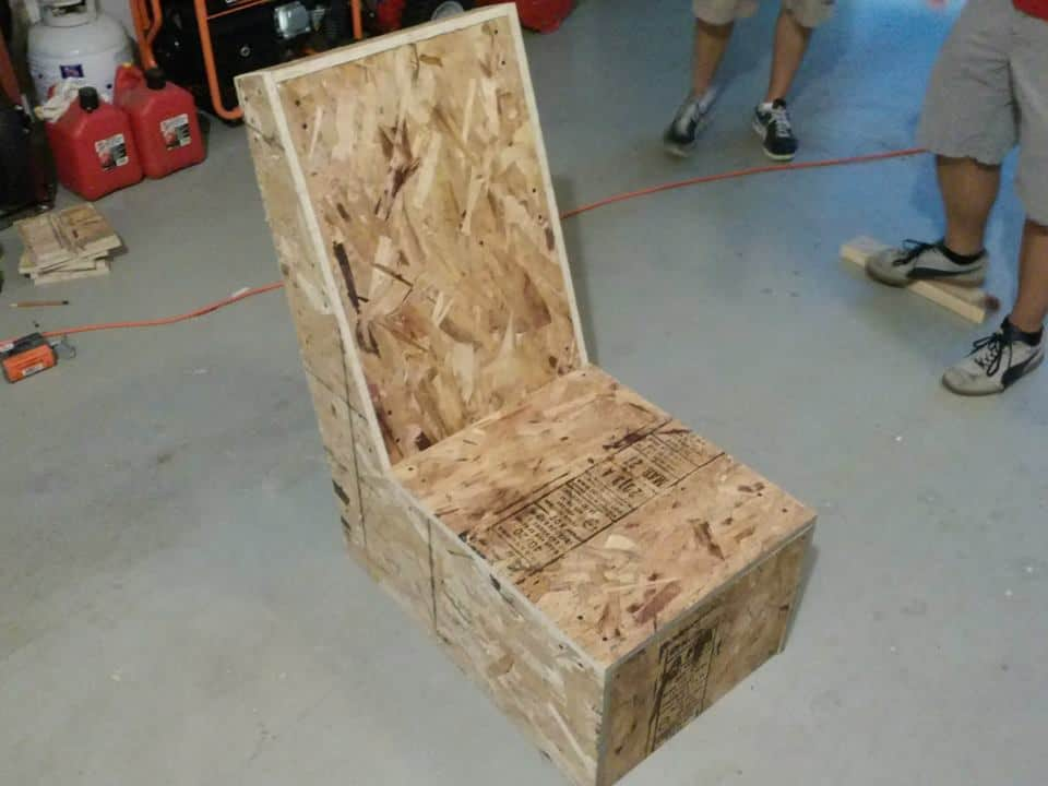Beast Alumni Build Sweet Gaming Chair Beast Robotics